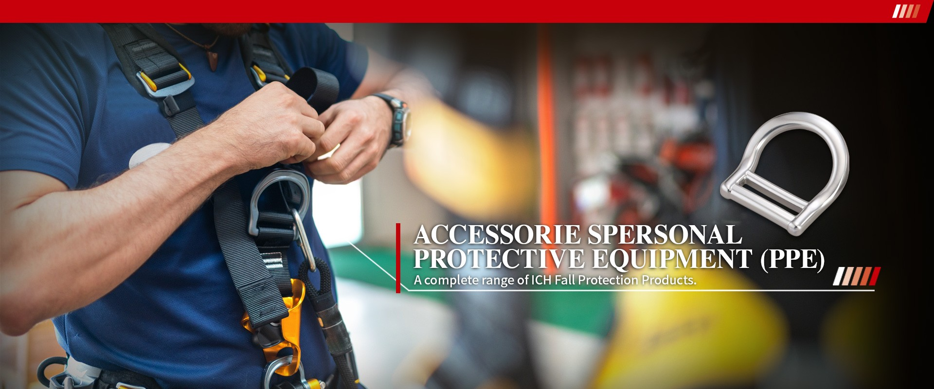 ACCESSORIE SPERSONAL PROTECTIVE EQUIPMENT (PPE)