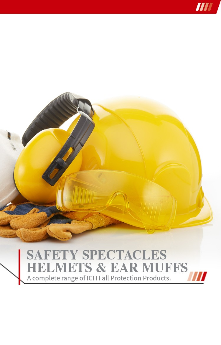 SAFETY SPECTACLES HELMETS & EAR MUFFS